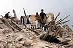 TERREMOTO: 230 LE VITTIME DEL SISMA CHE HA COLPITO L'AFGHANISTAN ED IL PAKISTAN