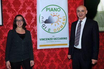 PIANO DI SORRENTO: OGGI E DOMANI VINCENZO IACCARINO SINDACO
