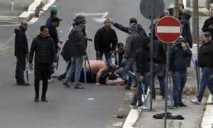 ROMA: I PM DELLA PROCURA CHIEDONO LA CONDANNA ALL'ERGASTOLO PER DANIELE DE SANTIS ACCUSATO DELL'OMICIDIO DI CIRO ESPOSITO