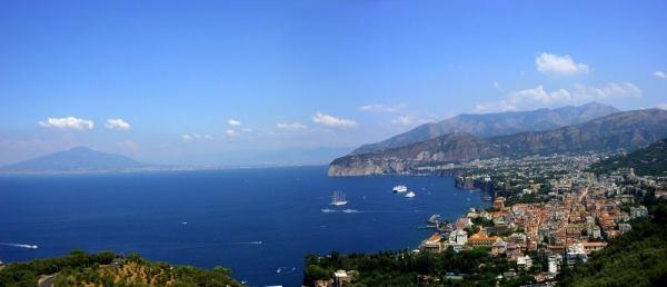 Lotta all'inquinamento marino a Sorrento, l'intervento dell'assessore Mario Gargiulo