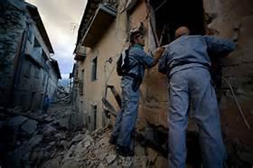 TERREMOTO CENTRO ITALIA: LA REGIONE CAMPANIA INVIA UOMINI E MEZZI