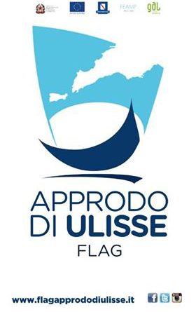 """TURISMO & MARE; FLAG """"APPRODO DI ULISSE"""""""