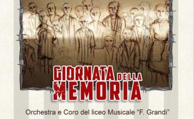 """SORRENTO:VENERDI' 26 GIORNATA DELLA MEMORIA  AL LICEO ARTISTICO – MUSICALE """"F. GRANDI"""""""
