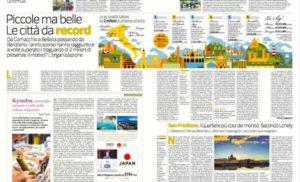 SORRENTO – NELLA 2017 PRESENZE TURISTICHE DA RECORD, LO CERTIFICA L'ISTAT.