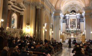 SORRENTO – PREGHIERA ECUMENICA NELLA CHIESA DI SAN FRANCESCO PER L'UNITÀ DEI CRISTIANI