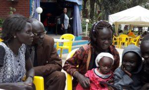 SORRENTO – DALLA GUERRA DEL SUD SUDAN, PRESTO LA FAMIGLIA TUY TUY  ARRIVERÀ A SORRENTO.