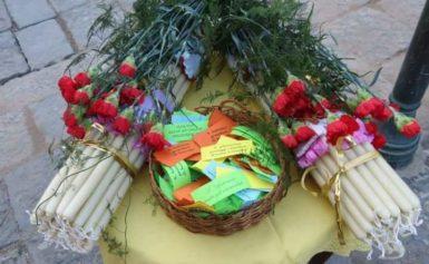 SORRENTO – (1) VERSO LA FESTA DI SANT'ANTONINO – FEDE E TRADIZIONI.