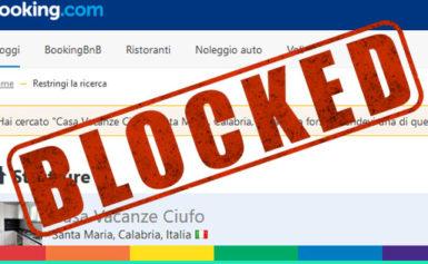 """ROMA – L'ISTITUTO DI AUTODISCIPLINA PUBBLICITARIA BLOCCA SPOT DI """"BOOKING.COM"""""""