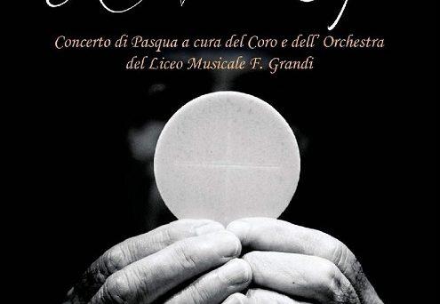 """SORRENTO – CONCERTO DEL LICEO MUSICALE """"F. GRANDI"""" NELLA CHIESA DELL'ANNUNZIATA."""