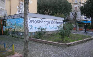 SORGENTE ACQUA DELLA MADONNA, STOP ALLA MESCITA: IL DIKTAT