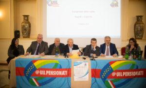 SORRENTO – CONCLUSO IL SETTIMO CONGRESSO REGIONALE DELLA UILP CAMPANIA