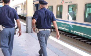 IN TRENO SULLA TRATTA NAPOLI ROMA, ADDORMENTAVANO LE VITTIME E LE RAPINAVANO : 4 NEI GUIA