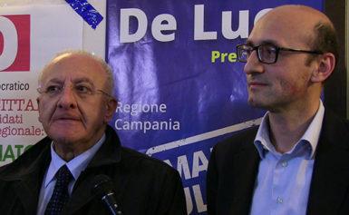"""SORRENTO – DIAMO A CESARE QUELLO CHE È DI CESARE – MARIO GARGIULO IMPEGNATO NONOSTANTE SIA FUORI DALLA GIUNTA CITTADINA – IL GOVERNATORE DE LUCA ED IL CONSIGLIERE CASILLO: """"FONDI PER L'OSPEDALE DI SORRENTO E ALTRI"""""""