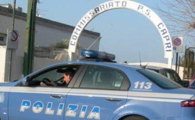 CAPRI. RICERCATO DAL 2010: ARRESTATO 46ENNE SULL'ISOLA AZZURRA