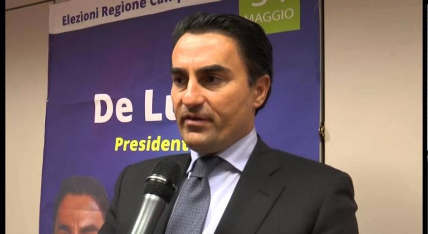 """LONGOBARDI: """"INVESTIRE 20 MILIARDI DI EURO PER I CONCORSI PUBBLICI"""""""