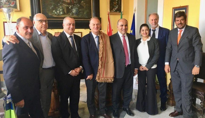 TUCUMÀN (Argentina) INCONTRA SORRENTO: IN VISTA UN GEMELLAGGIO CON LA CAPITALE ARGENTINA DEI LIMONI