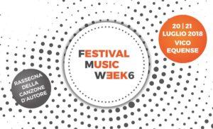 VICO EQUENSE – IL 20 E IL 21 LUGLIO TORNA L'APPUNTAMENTO CON IL FESTIVAL MUSIC WEEK