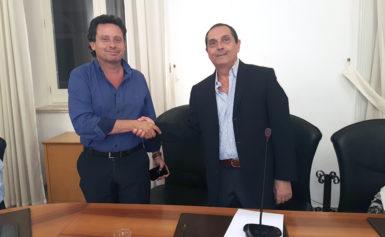 """SANT'AGNELLO – GENNARO ROCCO DI """"ORA X"""" ELETTO PRESIDENTE DEL CONSIGLIO COMUNALE"""