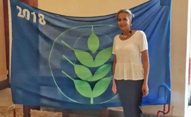 Massa Lubrense conferma per il 2018 il riconoscimento Spighe Verdi per l'agricoltura sostenibile ed il paesaggiodellaFEE.