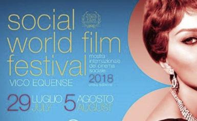 Social World Film Festival di Vico Equense 2018: è anche tempo di libri con Ubik, Carlo Alfaro e Maria Fausto
