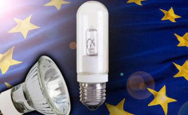 UE, DA SETTEMBRE LAMPADINE ALOGENE AL BANDO: LA METÀ DEGLI ITALIANI NON LO SA