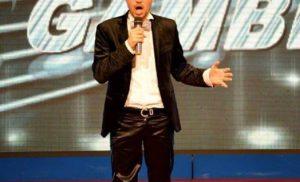 Giuseppe Gambi: la voglia di cantare
