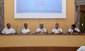 NAPOLI – NELL'AMBITO DELLA 3^ EDIZIONE DELLA NAPLES SHIPPING WEEK, PRESENTATI I DATI DELL'OPERAZIONE MARE SICURO 2018