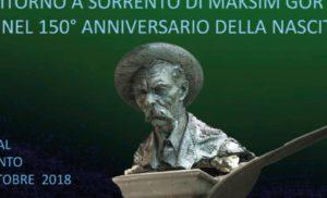 SORRENTO – Gor'kij, lo scrittore innamorato dell'Italia