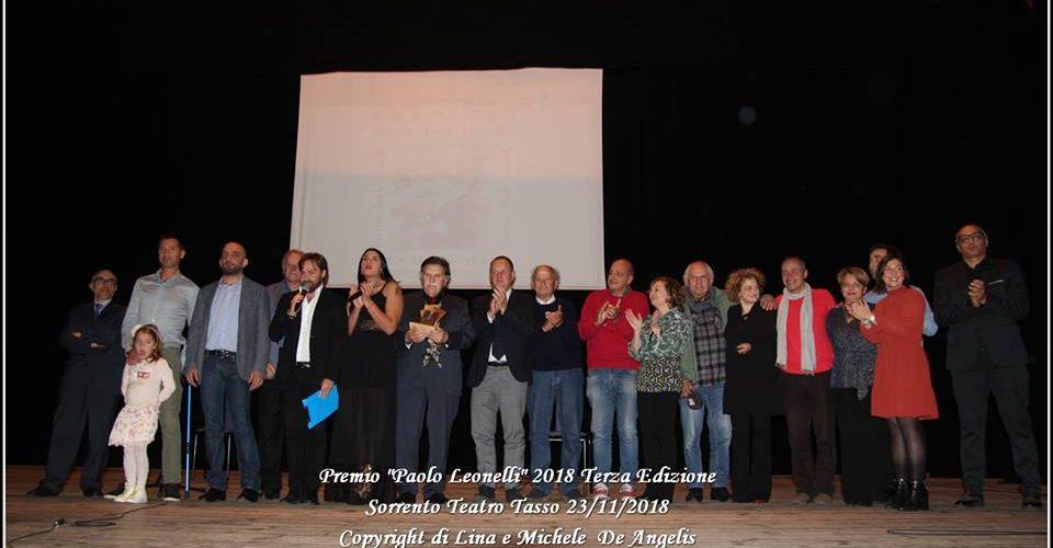 PREMIO PAOLO LEONELLI 2018: IL VALORE DEL CUORE