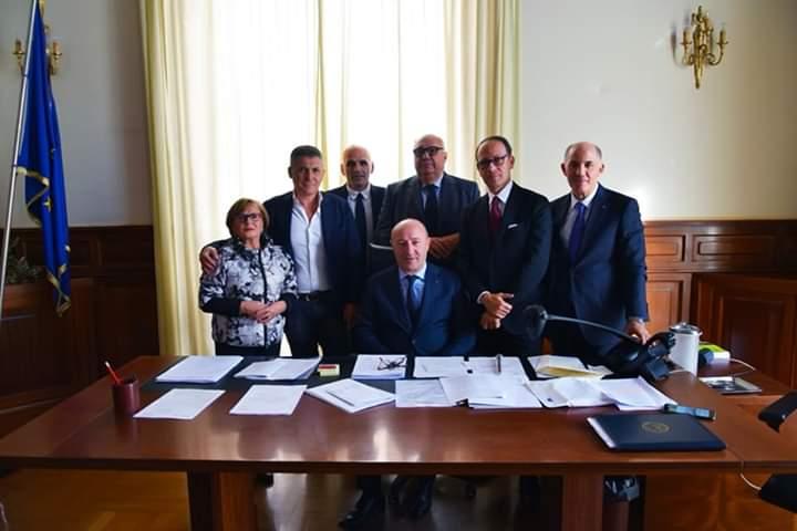 NAPOLI – ELETTA LA NUOVA GIUNTA IN CAMERA DI COMMERCIO.