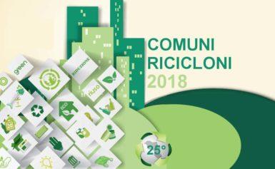 MASSA LUBRENSE PREMIATA A RIMINI COME CITTÀ RICICLONA 2018