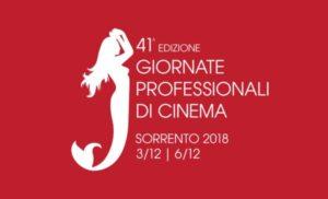 GIORNATE PROFESSIONALI DI CINEMA 2018, IL PROGRAMMA