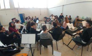 SORRENTO, LICEO MUSICALE F.GRANDI: PROVA D'ORCHESTRA PER UN FUTURO D'ARTISTA
