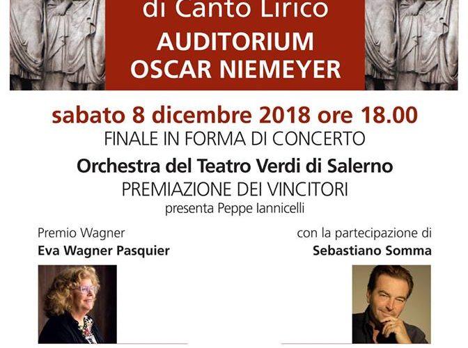 L'8 DICEMBRE PROSSIMO IL CONCORSO CANTO LIRICO RAVELLO CITTÀ DELLA MUSICA