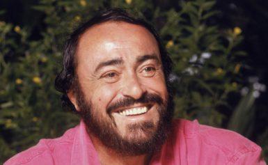 Da Sorrento, il 20 dicembre prossimo, l'omaggio a Luciano Pavarotti