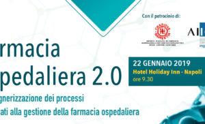"""NAPOLI : HOLEDAY INN: WORKSHOP """"FARMACIA OSPEDALIERA 2.0"""""""