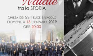 """SORRENTO, CHIESA DEI SANTI FELICE E BACOLO: DOMENICA 13 CONCERTO DELLA BANDA MUSICALE"""" CITTA' DI MASSA LUBRENSE"""""""