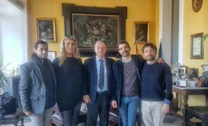 Il sindaco di Sorrento, Giuseppe Cuomo, che aveva negato un'unione civile, concede il patrocinio al Pride del 14 settembre prossimo.