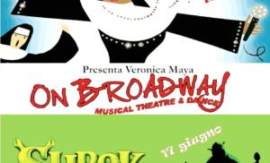 Con la On Broadway di Eleonora Di Maio doppio spettacolo di fine anno- Recensioni di Carlo Alfaro