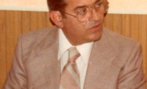 CI HA LASCIATO VINCENZO GISOLFI, EX SINDACO DI MASSA LUBRENSE TRA IL 1976 E IL 1977