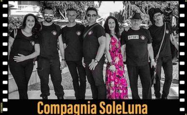 """SORRENTO – VENERDÌ 16 AGOSTO, LA COMPAGNIA """"SOLELUNA"""" IN CONCERTO A VILLA FIORENTINO"""