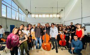 """SORRENTO: UN """"DIVINO SABATO"""" AL LICEO MUSICALE GRANDI CON I MAESTRI GARCIA FONS E DAVID DORANTES"""