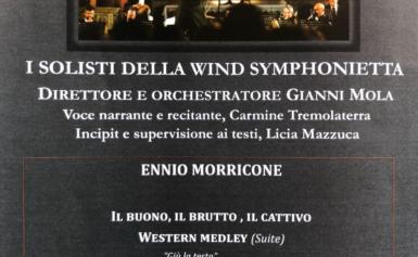 MASSA LUBRENSE: MUSICHE DI ENNIO MORRICONE NELLA EX CATTEDRALE SANTA MARIA DELLE GRAZIE