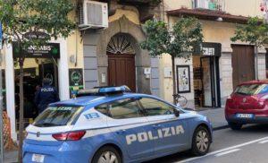 SORRENTO: PRELEVATA MERCE NEL NEGOZIO CANNABIS DI CORSO ITALIA 174