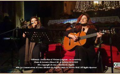 EbbaneSis e Le Muse Entertainment: a Piano di Sorrento la Musica è Donna