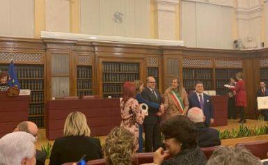 """MASSA LUBRENSE: LA CITTA' LUBRENSE TRA I CENTO COMUNI """"AMBASCIATORE NAZIONALE"""""""
