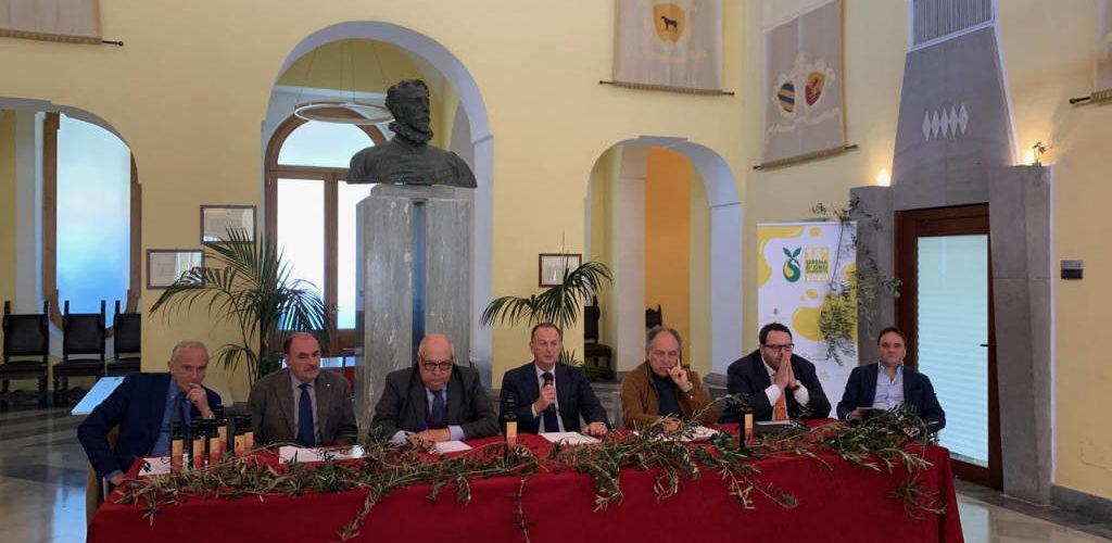 SORRENTO – Sirena d'Oro 2020, torna il premio dedicato agli oli Dop, Igp e Bio italiani