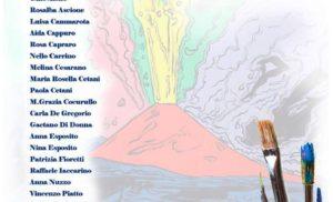 """A Sorrento premiati i finalisti del concorso di pittura """"All'ombra del Vesuvio"""""""