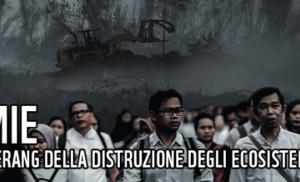 WWF: ESISTE UN LEGAME TRA PERDITA DI NATURA E PANDEMIE?.