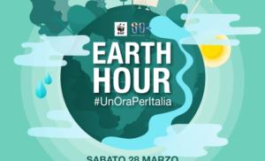 """WWF, SABATO 28 MARZO """"UN'ORA PER LA TERRA, UN'ORA PER L'ITALIA"""""""